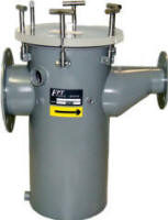 RSW Reduced Nozzle FRP Basket Strainer