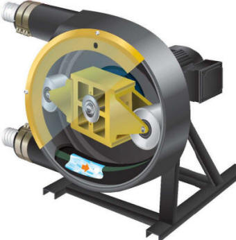 Roller Peristaltic Pump