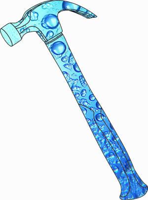 A Water Hammer!