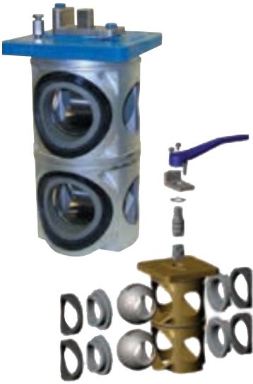 Eaton 53BTX valve cartridge