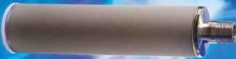 Metal filter cartridge