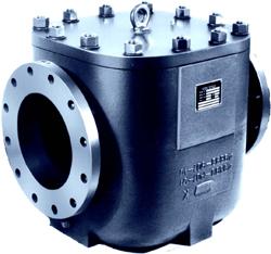 Model 510 simplex strainer