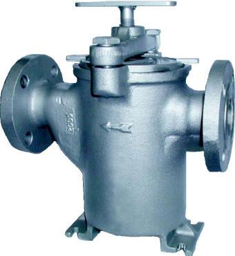 Eaton model 72 simplex strainer