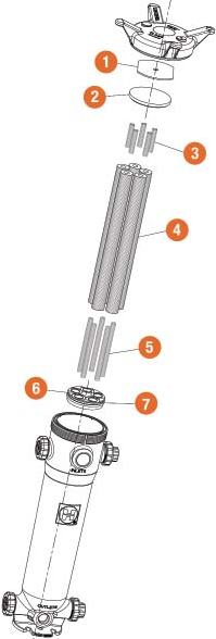 Cartridge Filter Assembly