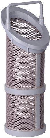 Plastic strainer basket